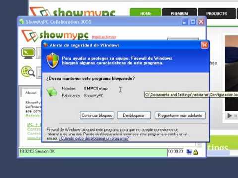 SHOWMYPC 3055 BAIXAR