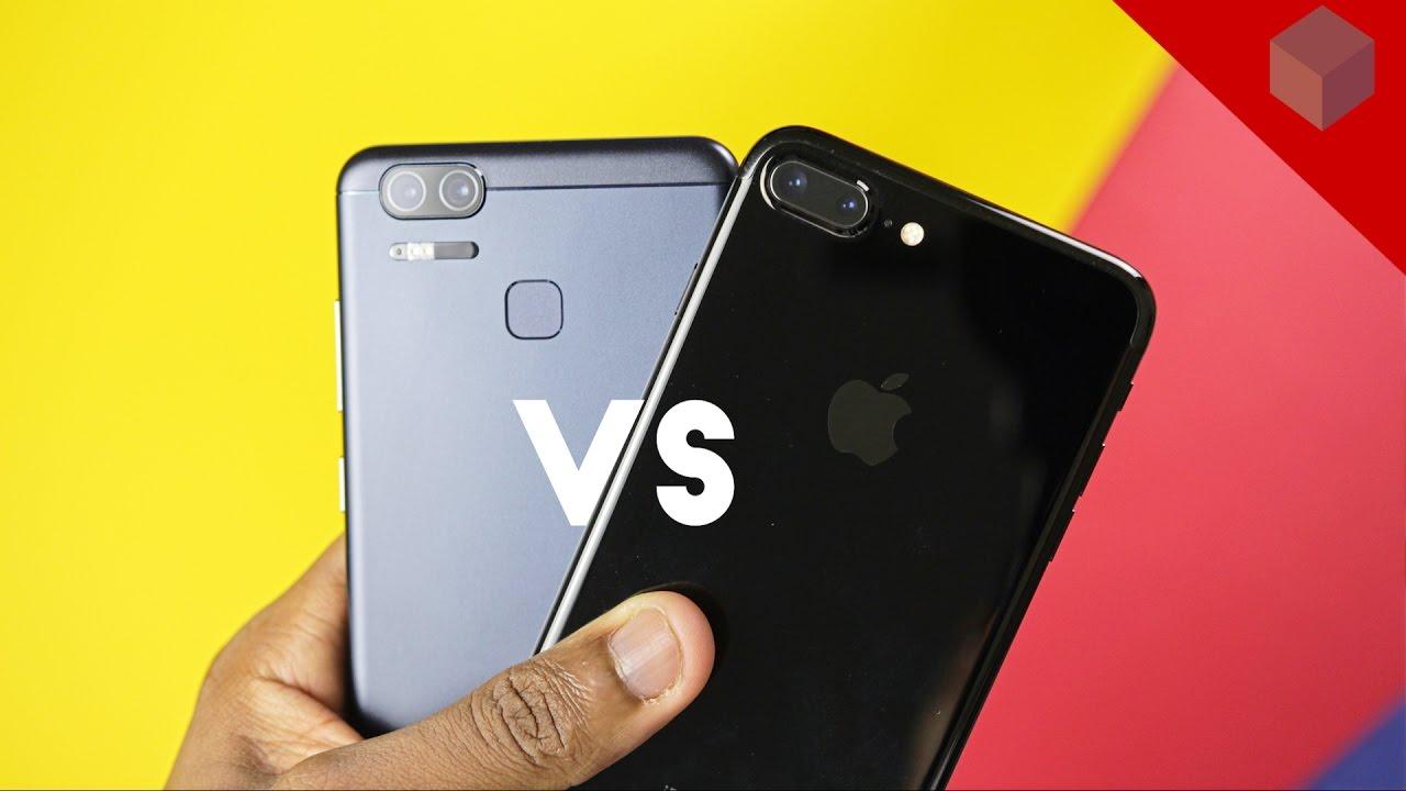 Asus zenfone 3 zoom vs apple iphone 7 camera comparison for Fenetre zoom iphone x