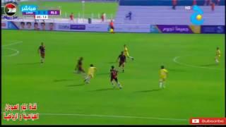 كاس جيم 2017 أهداف مباراة الجزائر وعمان