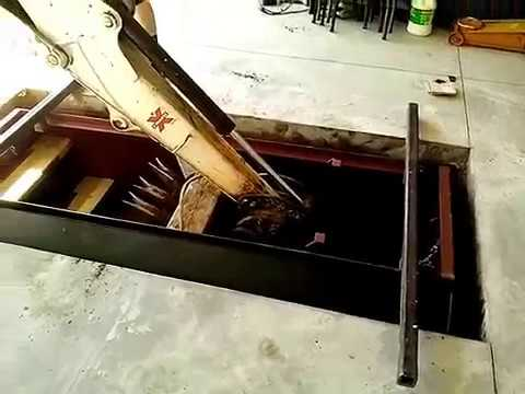Installing An In Garage Storm Shelter