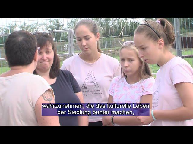 Nagykozár - összetartó sváb közösség