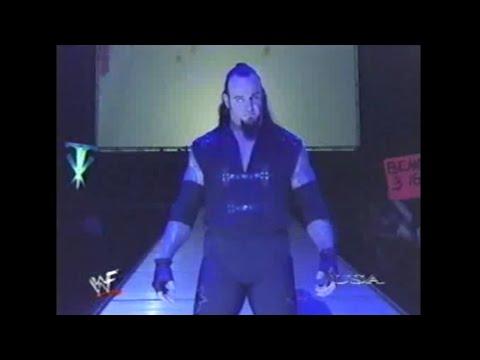 Undertaker 1999 Era