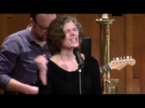 "Erin McGaughan Sings ""Tell Your Heart to Beat Again""—Seattle Unity—04-30-2017"