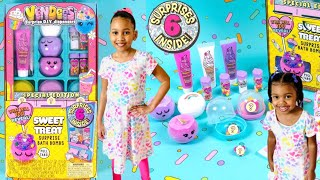 Vendees surprise D.I.Y dispensers Kel and Kyls playhouse