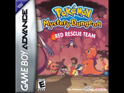 Pokémon- Mystery Dungeon Red Rescue Team- Sky Tower- Music