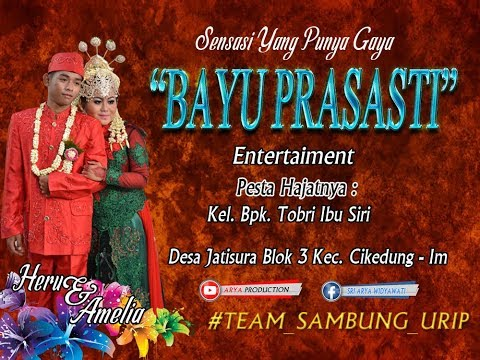 "Live Streaming Organ Dangdut ""BAYU PRASASTI"" 
