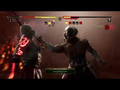 Mortal Kombat 11 Thanksgiving Tower And A Leg Up Brutal
