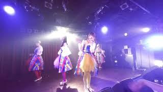 2020/7/4 渋谷スターラウンジ 新体制お披露目ライブ ~ソーシャルディスタンスを添えて~ 夜の部 「Fun! Fun! Fun!」 「アイライン」 「ボンクラダンス」