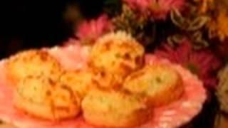 Parmesan Puffs: Come For Tea #34