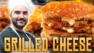 Grilled Cheese : le Sandwich ultime !
