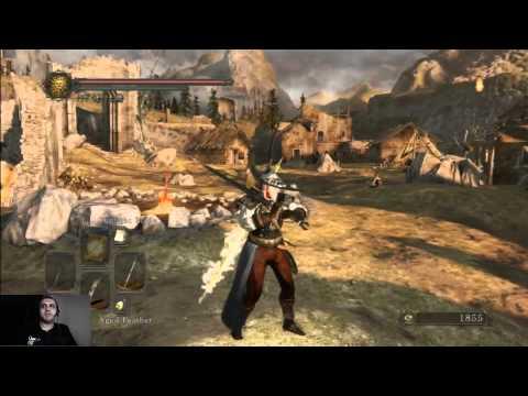 Dark Souls 2 Defender And Watcher Greatsword Bug Youtube