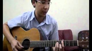 Yahweh Instructional - Hillsong (Daniel Choo)