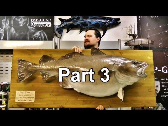 Fk Lubbe - Part3  39kg Torsk / 86lbs Cod