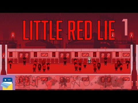 Little Red Lie: iOS iPhone Gameplay Walkthrough Part 1 (by WZO Games / Will O'Neill)