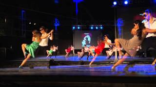 Broken tango (Step Up), Hollywood show part 1, Dance spirit studio