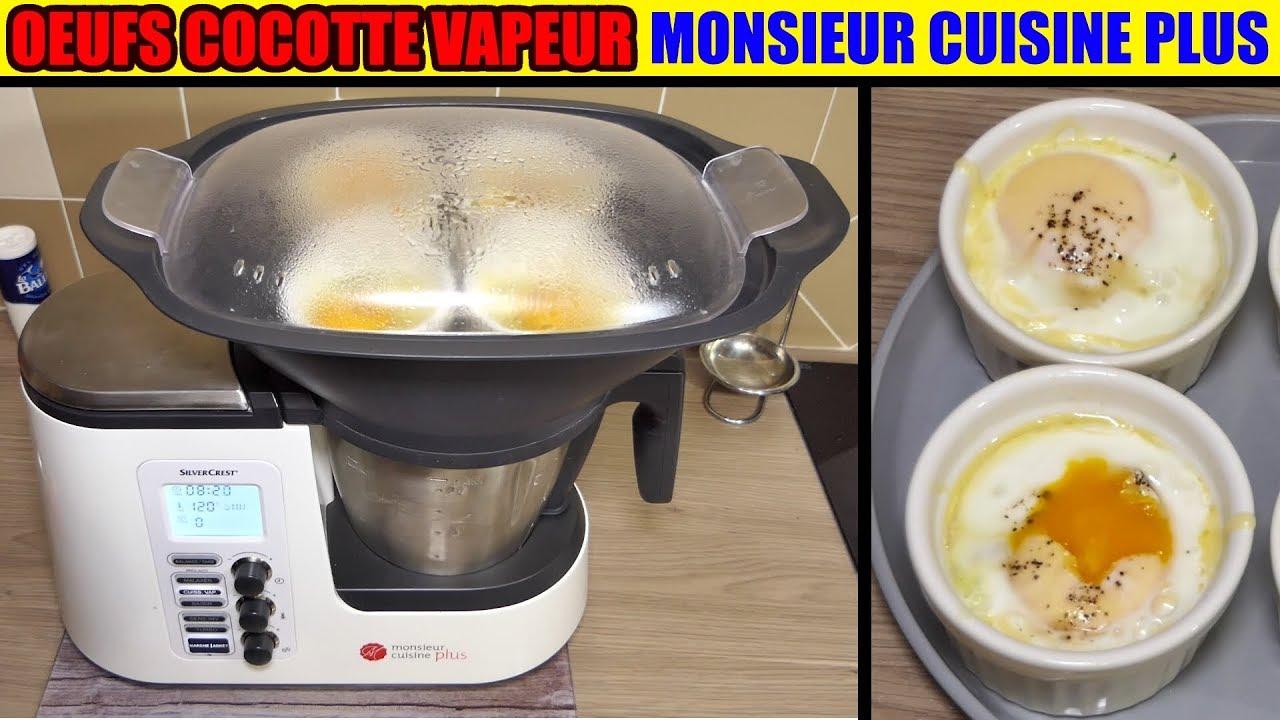 Ufs cocotte aux pinards monsieur cuisine plus thermomix - Opiniones monsieur cuisine plus ...