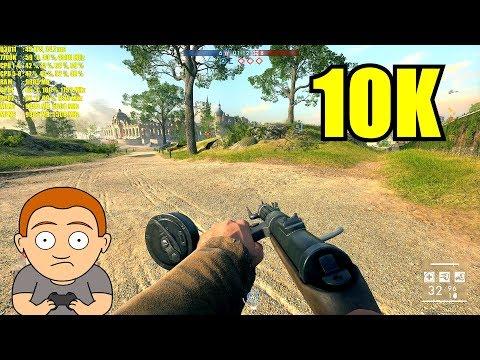 Battlefield 1 Pc 10K Resolution GTX 1080 TI SLI Frame Rate Performance Test