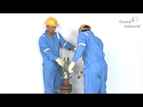 Corrosion Coupon: Insertion and Retrieval of Corrosion Coupon