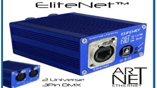 eternal lighting introduction to elitenet an artnet device