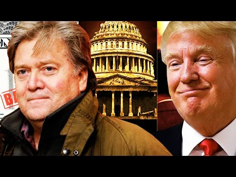 If Trump Is Steve Bannon's Puppet, Then We're Preparing For Global War With Islam Right Now