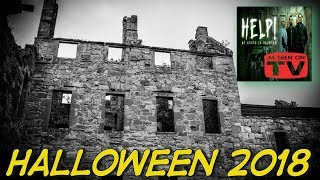Balgonie Castle | Halloween 2018 | Help! My House Is Haunted