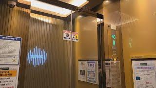 인천 연수구 송도센트럴파크푸르지오 현대엘리베이터