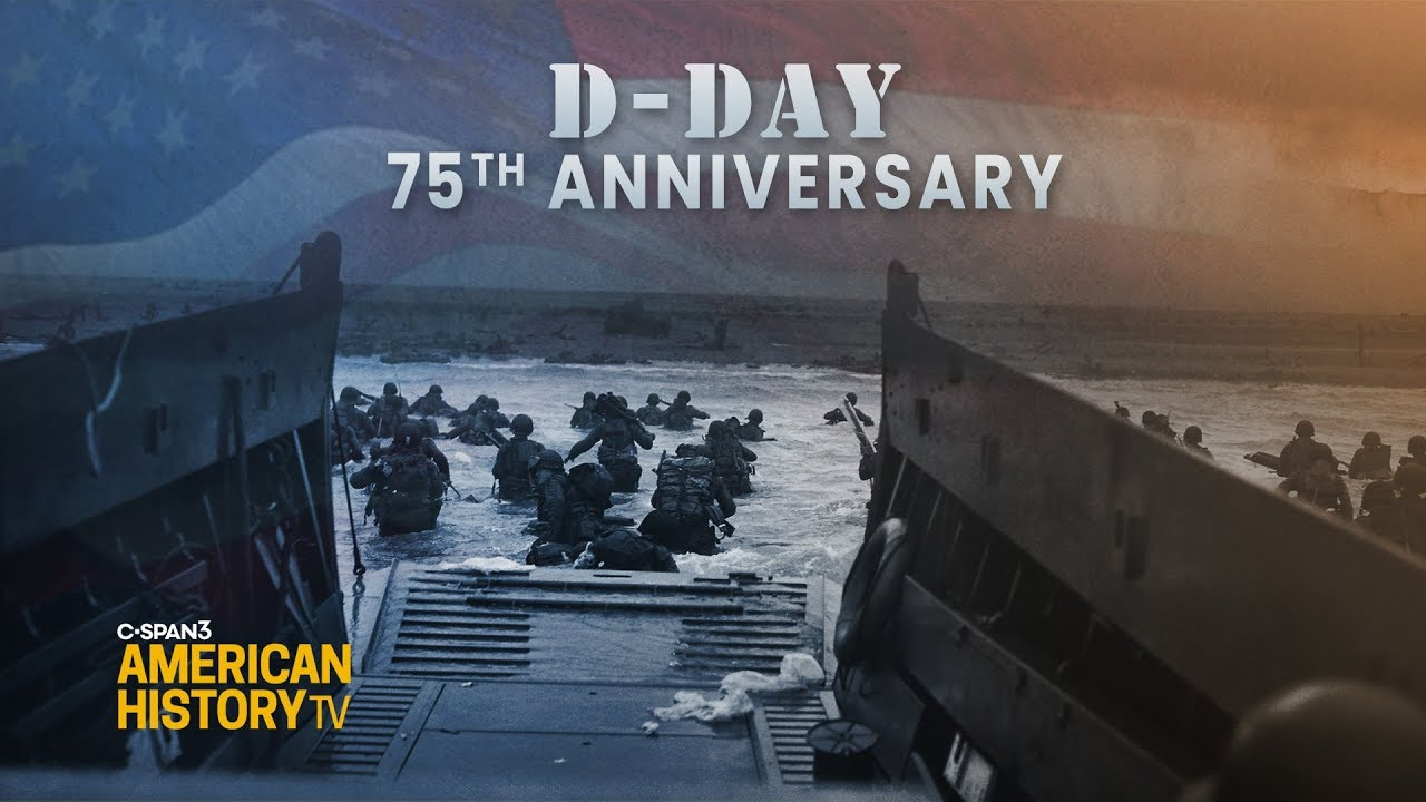D-Day 75th Anniversary - YouTube