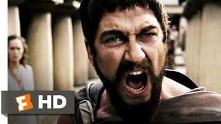 This is Sparta! - 300 (1/5) Movie CLIP (2006) HD