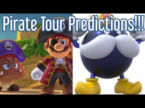 Pirate Tour Predictions Mario Kart Tour Pirate Tour Youtube