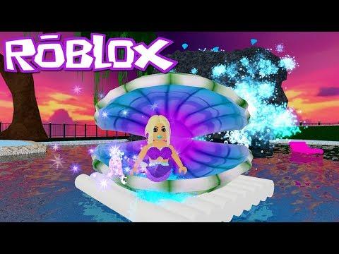 I'M A MERMAID ~ Roblox: Fairies & Mermaids Winx High School Beta