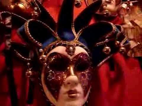 Venecia m scaras de carnaval youtube - Mascaras de carnaval de venecia ...