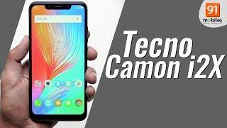 Tecno Camon i2X: : Unboxing | Hand on | Price [Hindi हिन्दी]
