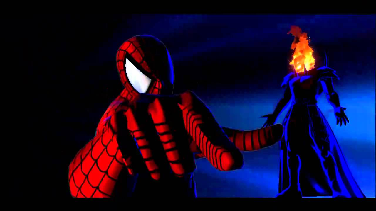 Marvel Vs Capcom 3 hyper Combos Spiderman HD 720p Xbox 360 by drdrillvga