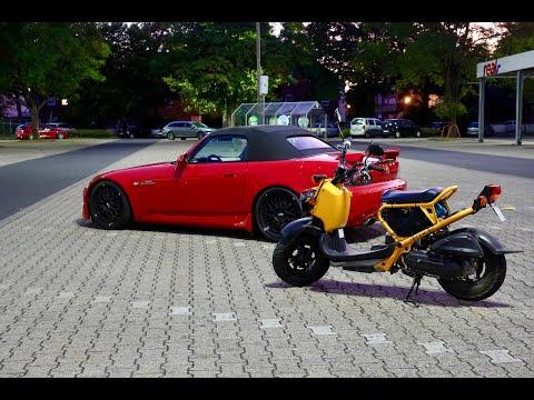 Honda Zoomer meets S2000