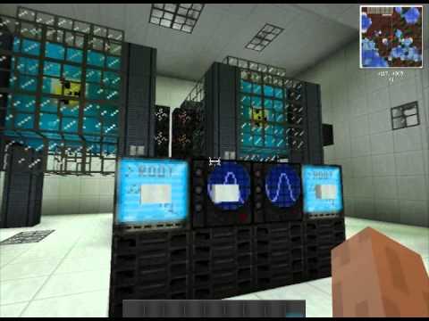 Minecraft (Ядерный реактор