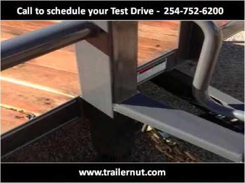 2012 Texas Bragg Utility Trailer Used Cars Dallas TX