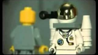 История СССР из конструктора LEGO