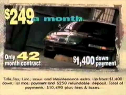 Jeep/Eagle commercial - 1994