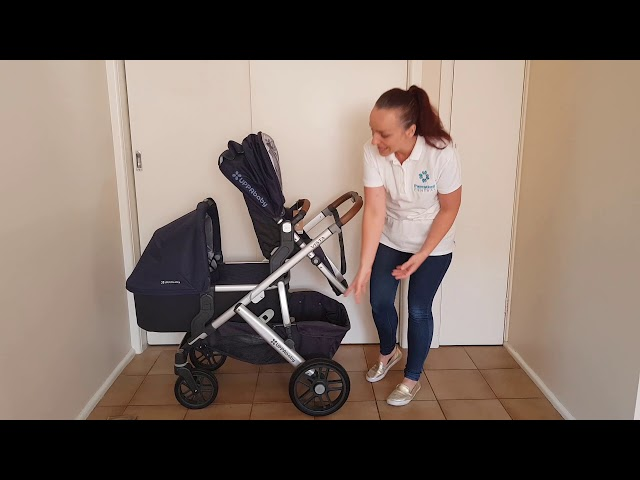 Uppababy Vista Double Review