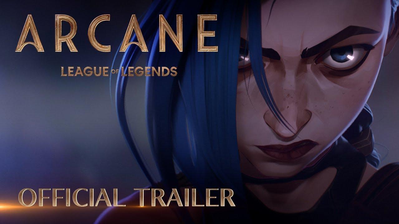 Download Arcane: Official Trailer