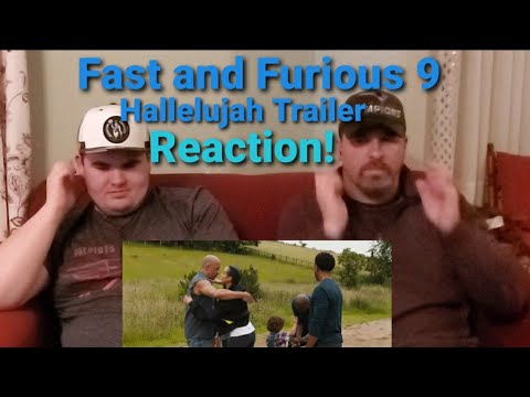 """Fast and Furious 9! """"Hallelujah"""" [Superbowl] Trailer Reaction!!"""
