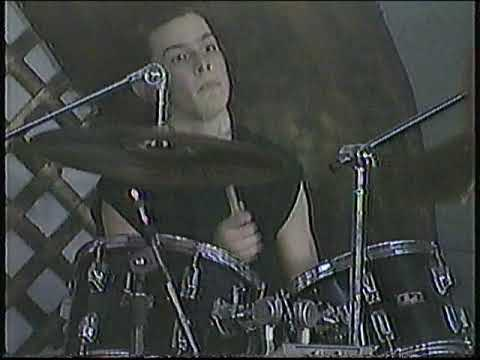 Grey Strange at Belleville Illinois Teen Center 1993