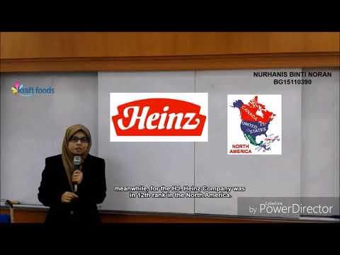 Group 10: Video Presentation (Kraft Foods Group, Inc.)