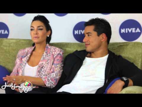 JJTV: INTERVIEWS MARIO & COURTNEY LOPEZ