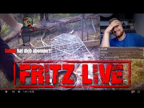 FRITZ LIVE - Reaktion auf meine ersten Videos!