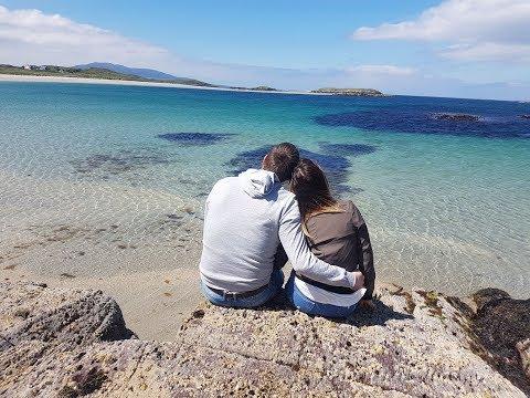 Beautiful day in Connemara/ West of Ireland/ 2017