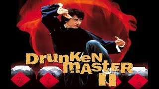 Sarhoş usta 2 - Drunken Master 2  1994 Jackie Chan Türkçe Dublaj 720p
