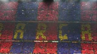 VIVA BARCA SONG 2010 NE production