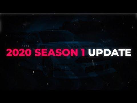 iRacing 2020 Season 1 Build Highlights