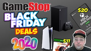 Gamestop black friday deals for 2020 have been revealed! some good deals, meh deals.amazon deals: https://amzn.to/3692fjqad: https://www.gamestop.com/de...